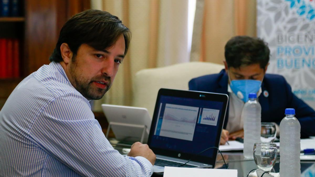 El Comité de Expertos bonaerense se reunió para evaluar posibles medidas ante la segunda ola de coronavirus.
