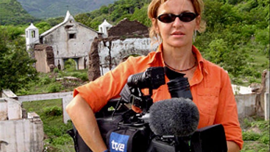 Almudena Ariza, nueva corresponsal de TVE en Nueva York
