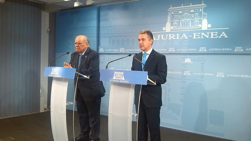 """Gobierno vasco niega que trate de imponer una política lingüística """"excluyente"""" en Osakidetza"""
