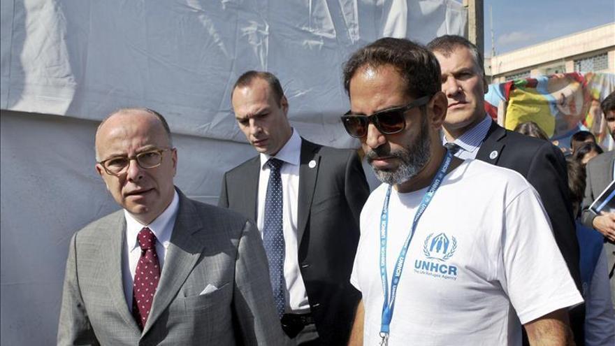 Francia recibe a los primeros 19 refugiados del programa de recolocación de la UE