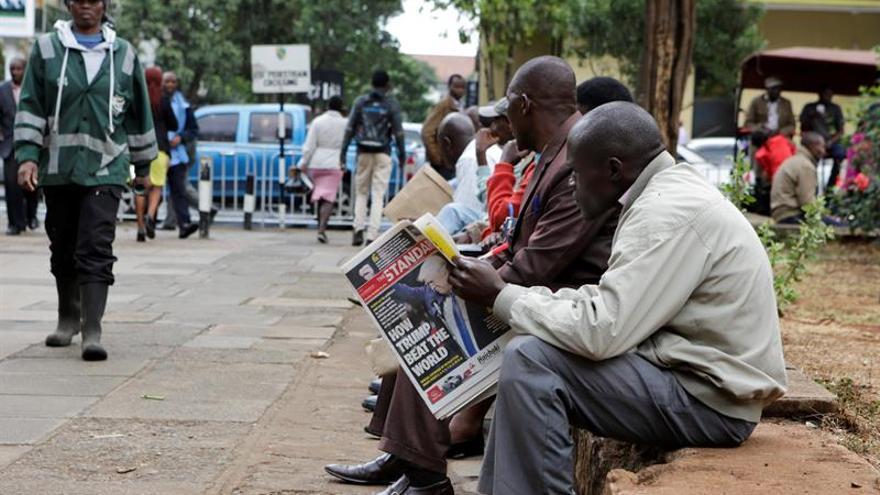 La ONU condena la violencia policial en la manifestación contra la corrupción en Kenia