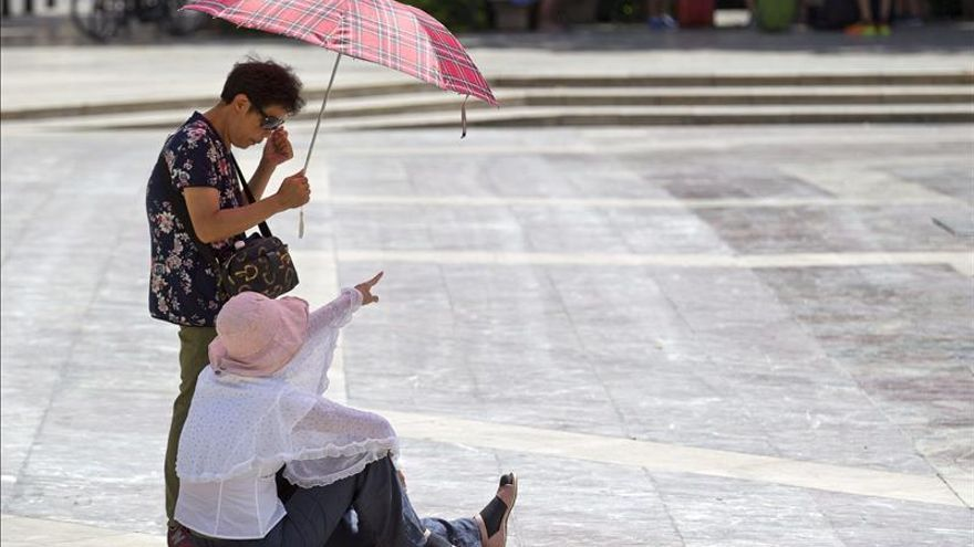 El calor remite aunque 31 provincias siguen en alerta por valores altos