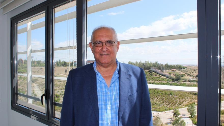 Manuel de León, matemático y profesor de investigación en el CSIC