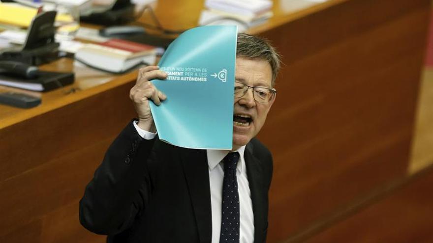 """Ximo Puig no ve oportuno plantear un referéndum """"a la canadiense"""" en Cataluña"""