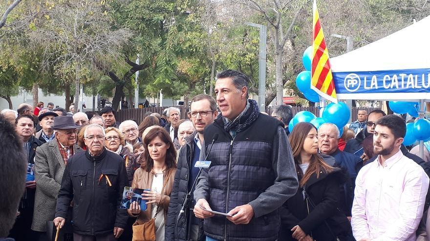 """Albiol asegura que la mayoría de catalanes quiere """"un portazo al independentismo"""""""