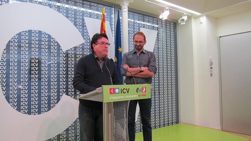 ICV-EUiA espera que el plan de Sánchez recoja la plurinacionalidad y el derecho a decidir