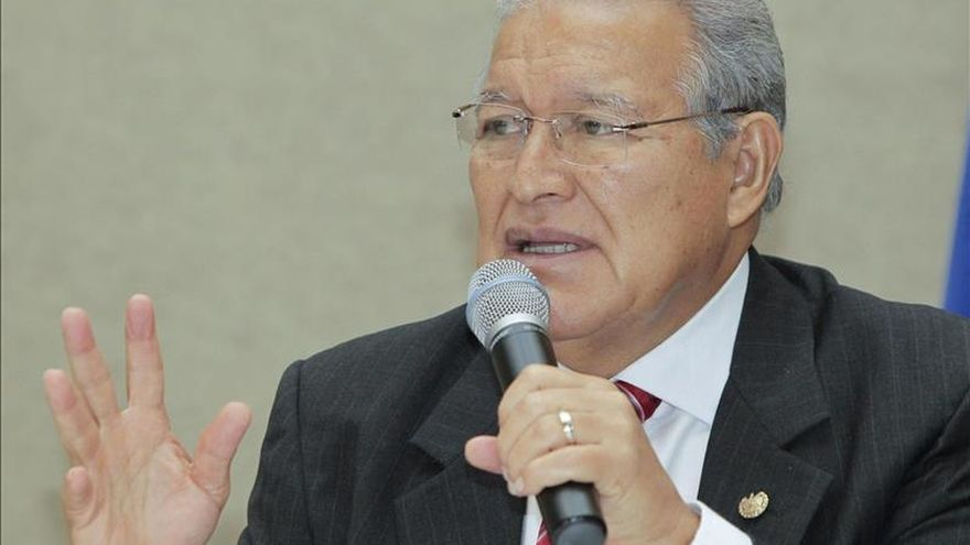 Se inicia la cumbre centroamericana con un discurso de Sánchez Cerén sobre integración