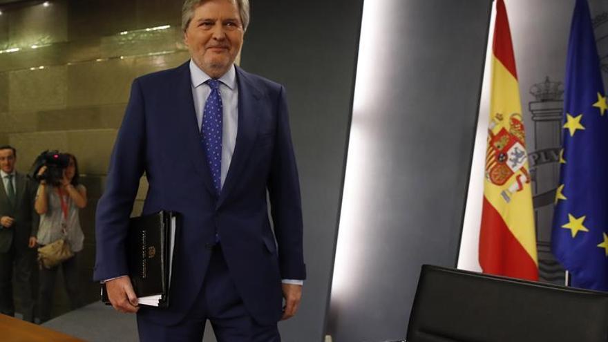 """El Gobierno defiende que recordar a Miguel Ángel Blanco es """"imperativo político"""""""