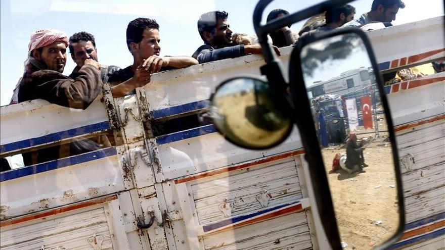 La batalla de Kobani, clave para frenar al Estado Islámico / EFE