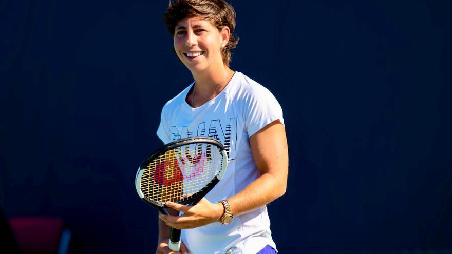 La tenista grancanaria Carla Suárez anuncia su próxima retirada como profesional.