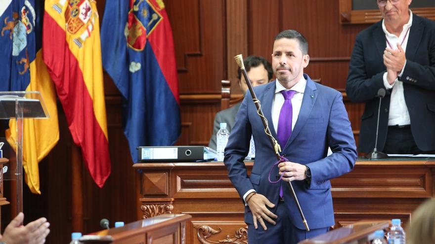 Héctor Suárez, nuevo alcalde de Telde.
