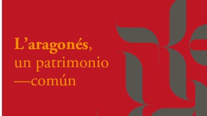 "Cartel de la muestra ""L'aragonés, un patrimonio común"""