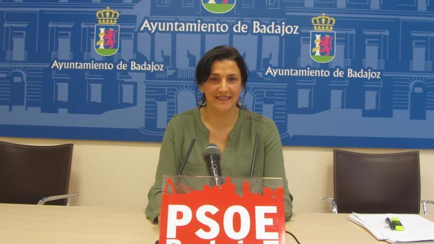Concejala socialista Montserrat Rincón / PSOE