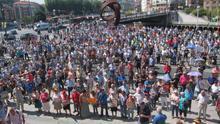 El Movimiento de Pensionistas de Bizkaia no acudirá a la reunión de este martes con la ministra de Trabajo