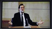 Rajoy descarga la responsabilidad en un tesorero que hoy tiene demencia y en Esperanza Aguirre