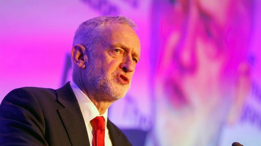 Corbyn confirma que el Laborismo quiere una unión aduanera con la UE