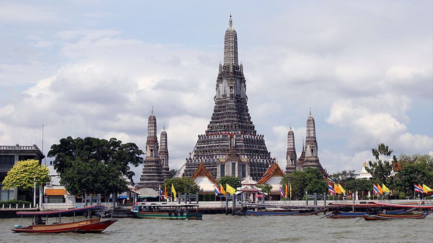 Wat Arun, en Bangkok