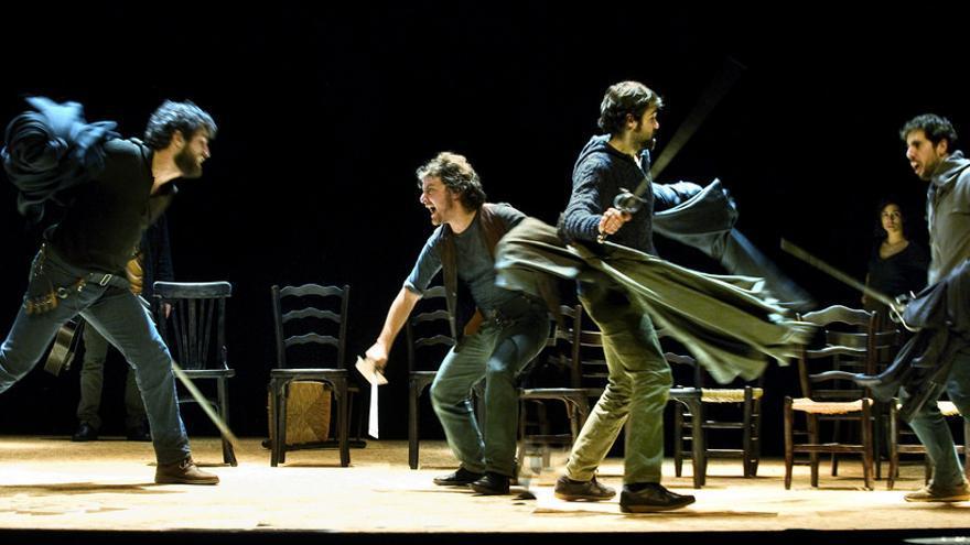 'El caballero de Olmedo' de la Compañía Nacional de Teatro Clásico y Teatre Lliure viaja hasta Almagro / Festival de Almagro
