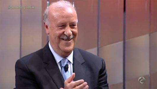 La espectacular sorpresa de la Selección a Del Bosque en 'El Hormiguero'