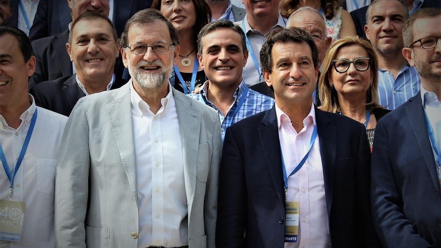 """Rajoy: """"No habrá referéndum porque ninguna democracia puede aceptar que se liquide la Constitución"""""""