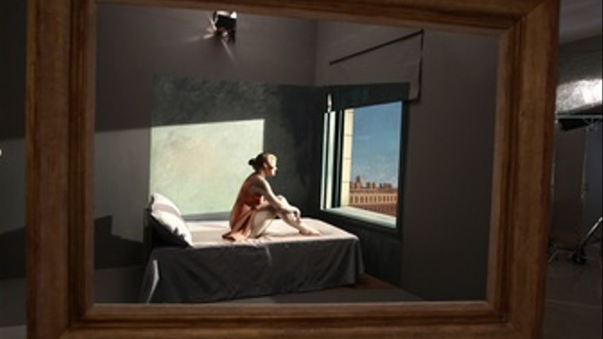 'Sol De Mañana' De Edward Hopper