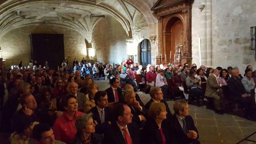 Acto institucional del 25 aniversario de la Fundación Academia Europea de Yuste