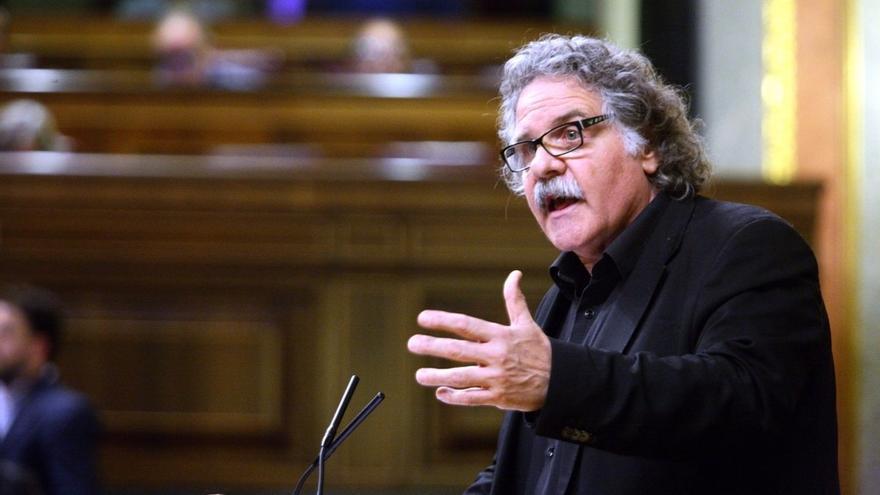 """Tardà (ERC): """"Si este es el Gobierno que tiene que entender a Catalunya, mal vamos"""""""