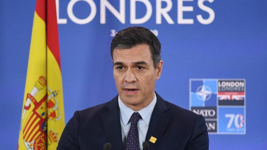 Sánchez: El PSOE ya asumió responsabilidades antes de la sentencia de los ERE