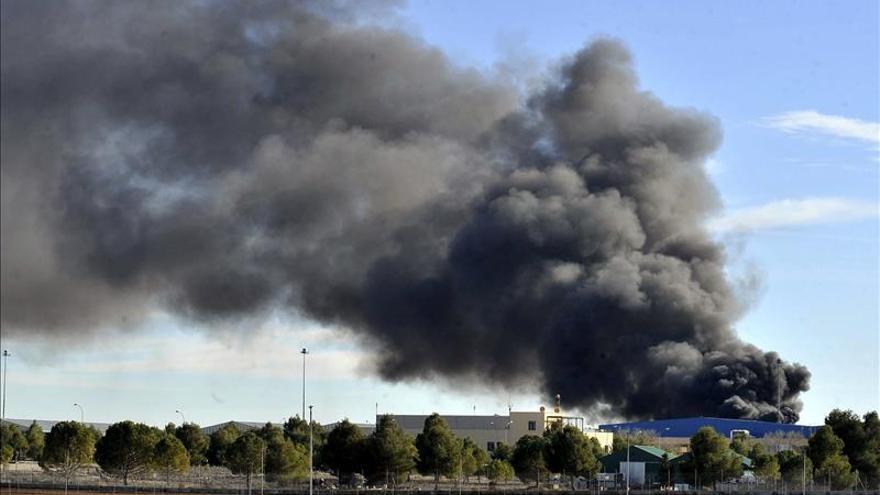 Rajoy expresa su pesar por las víctimas del accidente de avión de Albacete