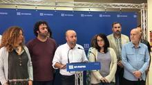 El grupo parlamentario de En Marea se rompe a apenas un año de las elecciones gallegas
