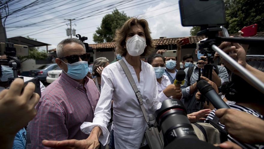 Aspirantes opositores a la Presidencia de Nicaragua respaldan a Chamorro