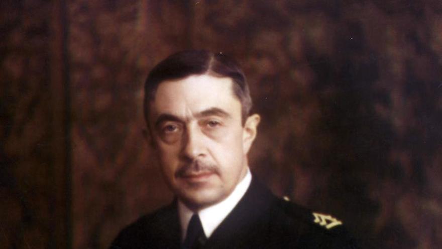 Emilio Herrera. | REAL ACADEMIA DE CIENCIAS