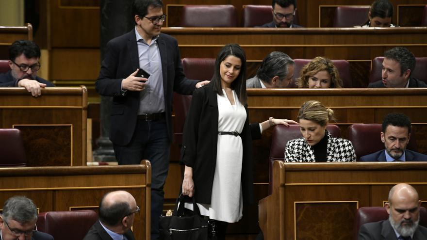 Ciudadanos propone que sus diputados y senadores decidan individualmente si donan parte de su sueldo