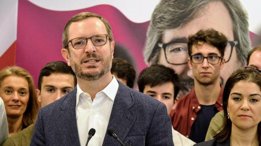 """Maroto advierte de que la fragmentación del voto de la derecha """"pone en riesgo unos 30 o 40 escaños"""""""