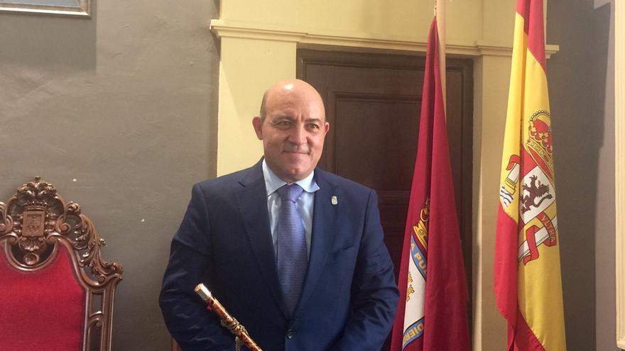 Pascual Lucas (PSOE), nuevo alcalde de Cieza / MJA
