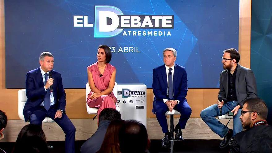 Presentación de 'El debate de Atresmedia'