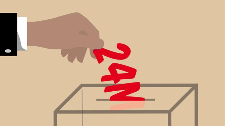 24M Elecciones municipales (Autor: Jaume Badosa)