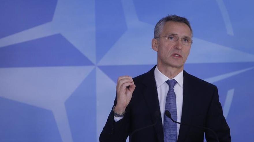 La OTAN valora que EEUU quiera reforzar su presencia militar en Europa