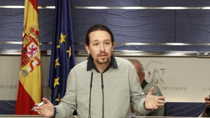 Podemos quiere para Iglesias una Vicepresidencia que mantenga el CNI, el CIS y la relación con la Cortes