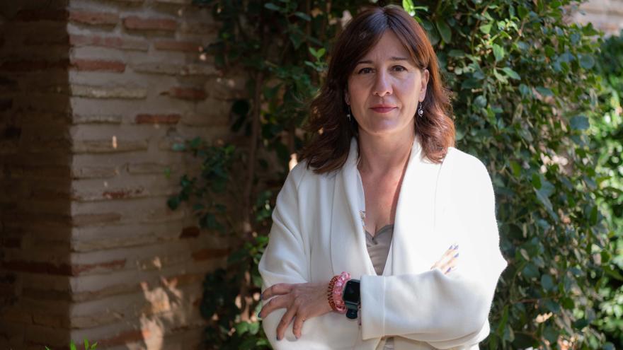 """Blanca Fernández: """"Después de cualquier crisis, quienes más sufren son las mujeres"""""""