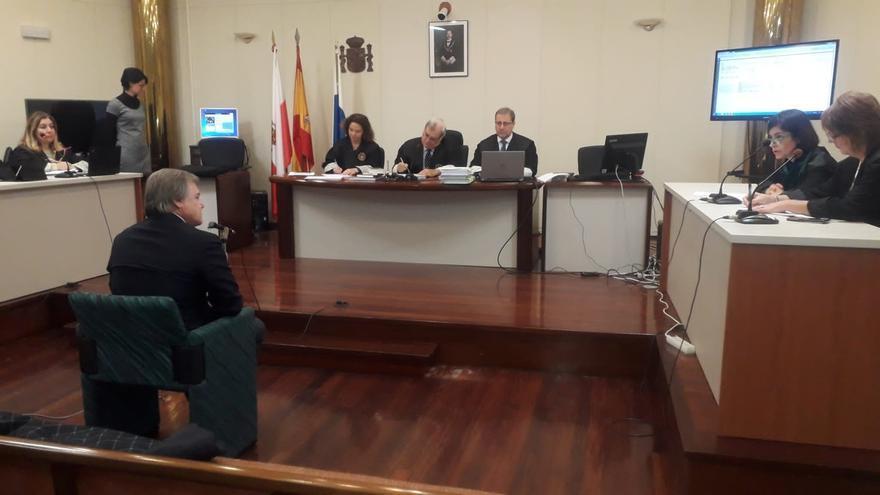 """Valentín Galdós Tobalina afirma que su acusación en el juicio de la Loma """"no tiene ni pies ni cabeza"""""""