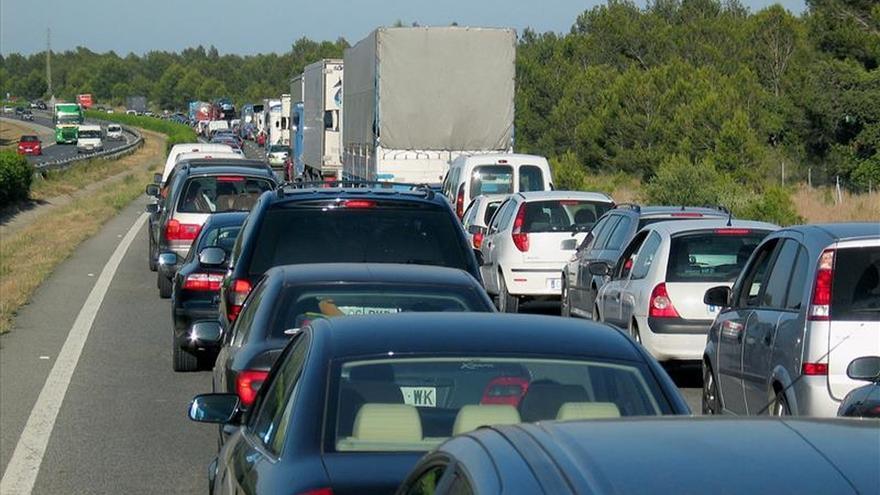 Barcelona, la ciudad europea con mayor incremento de retenciones de tráfico