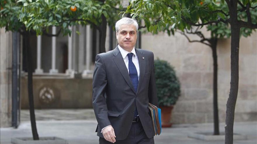 El conseller de Justicia apoya dar la nacionalidad catalana a los ciudadanos de los Paises Catalanes