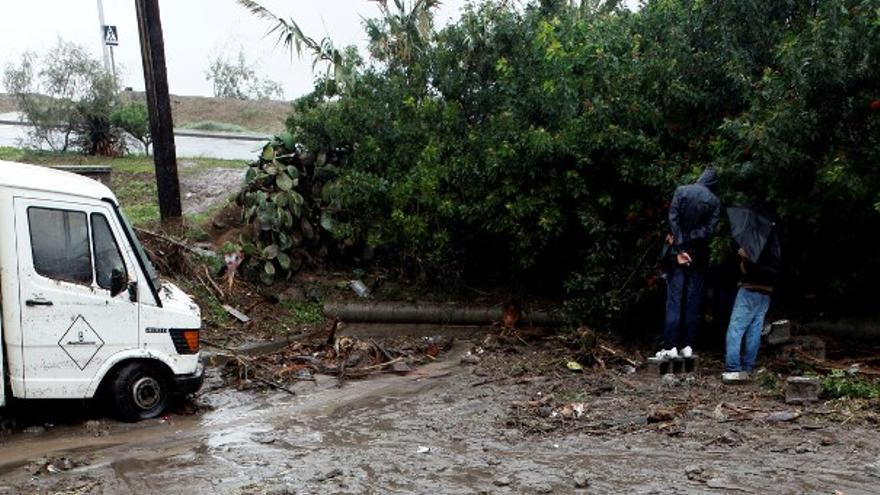 De los daños de la lluvia en LPGC (I) #10