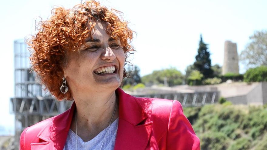 Beatriz Miguel, candidata a rectora de la UPCT