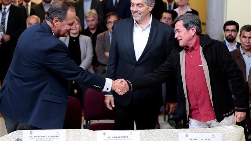 El desminado será el siguiente paso en la agenda de paz del Gobierno de Colombia y el ELN