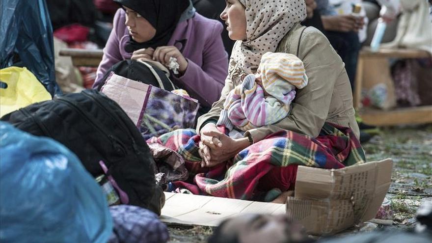 Convocan movilizaciones en toda Galicia en solidaridad con los refugiados
