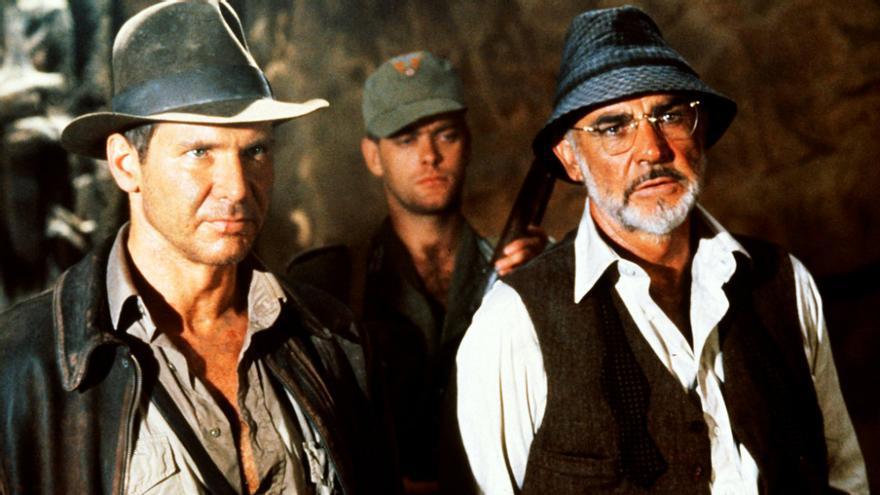 Fotograma de 'Indiana Jones y la última cruazada'