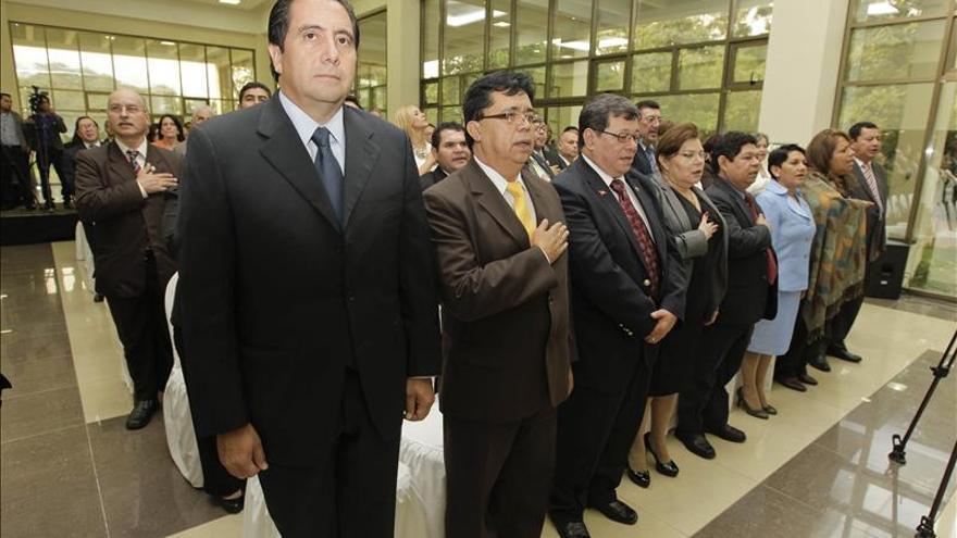 Parlamentarios latinoamericanos reiteran apoyo a proceso de paz en Colombia