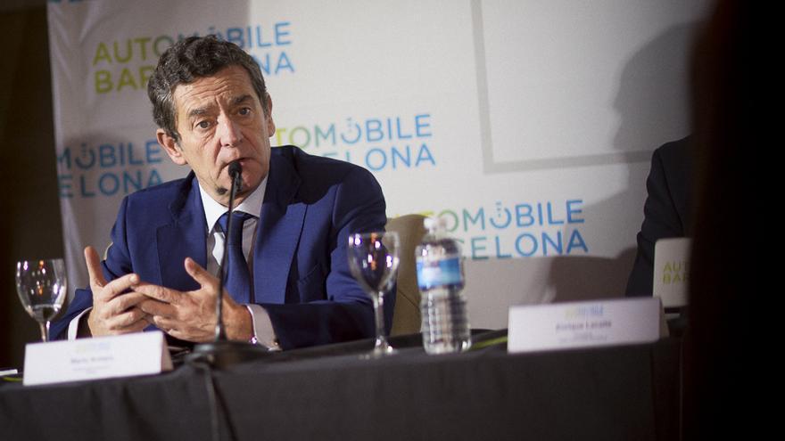 Mario Armero, vicepresidente ejecutivo de la patronal de fabricantes ANFAC.